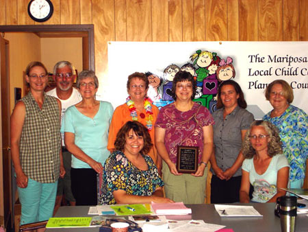 Marna's Retirement Celebration