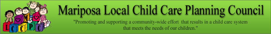 Mariposa Local Child Care Planning Council